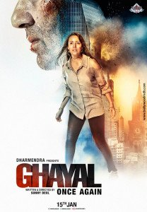 Ghayal Once Again (2016) | Watch Full Movie Online Free