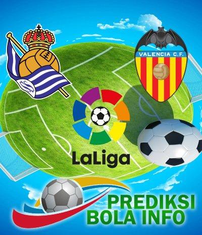Prediksi Real Sociedad Vs Valencia 25 September 2017