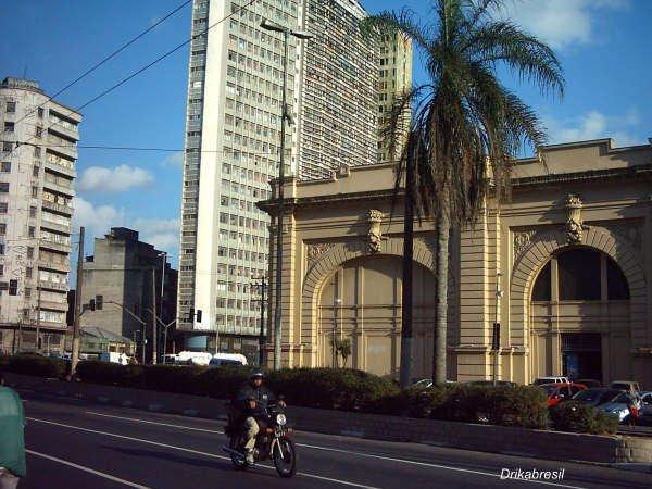 VIAGEM : MERCADÃO MUNICIPAL DE SÃO PAULO