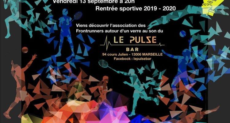 Apéro de lancement Frontrunners Marseille - Gay-Marseille