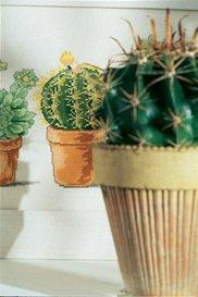 Diagramme gratuit DMC les cactus