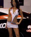 SEMA Booth Babes Car | Free People