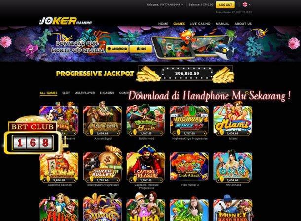 Taruhan Judi Slot Joker123 Bonus Member Baru