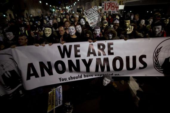 Anonymous lance un appel contre Indect, une manif prévue à Paris le 1er juin 2013 ? | meltyBuzz