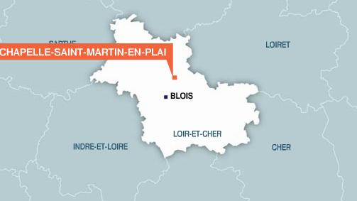 Accident de car scolaire à Blois (41) : trois adolescents blessés - France 3 Centre
