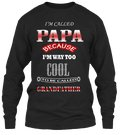 Cool Papa T-Shirt | Limited Edition!