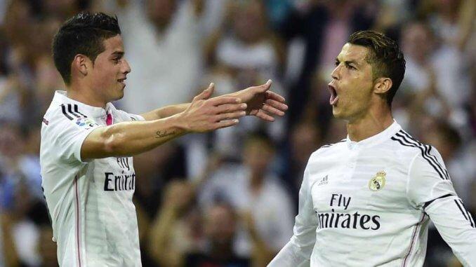 Valderrama Membahas Tentang Masa Depan Ronaldo dan James – Cari Agen Bola