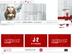 Boutique parfums : Vente en ligne de parfums, de maquillages et de soins à petits prix