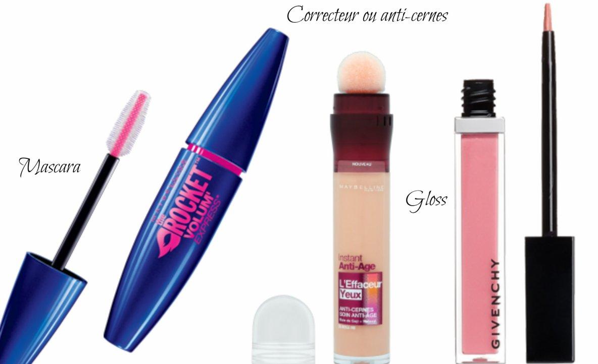 Idées makeup pour le collège/lycée