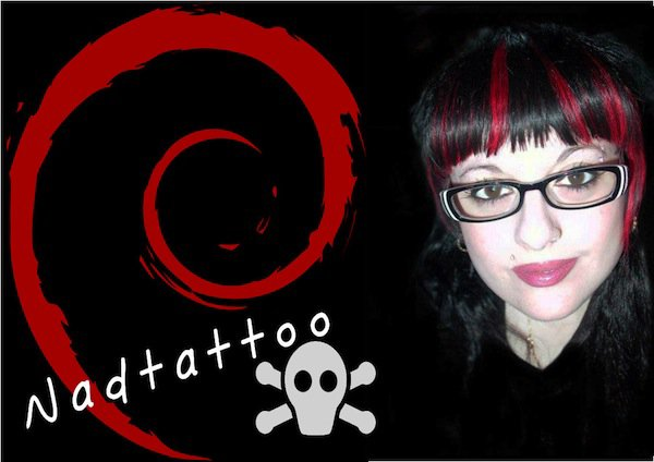 » Nadia tatoueuse chez Nadtattoo / Nadtattoo