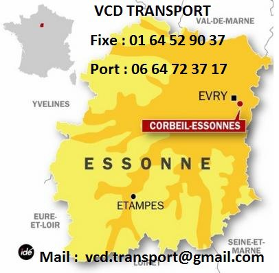 Navette Aéroport Essonne, Transport de personnes Essonne, vtc