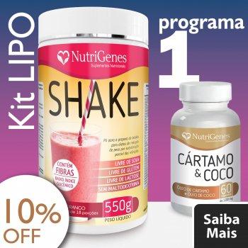 Nutri Shake + ?leo de C?rtamo & Coco || NutriGenes