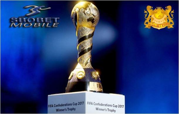 SBOBET Taruhan Bola Online Event Piala Konfederasi 2017