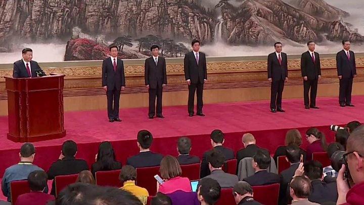 Trump notes Xi's 'extraordinary' rise