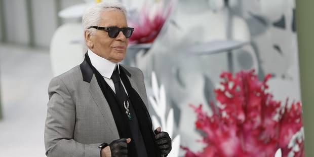 """""""Les cimetières sont remplis de gens indispensables, mais en attendant je peux encore servir"""" : Karl Lagerfeld"""
