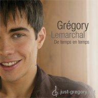 Les singles de Grégory Lemarchal, le site officiel de l'Artiste