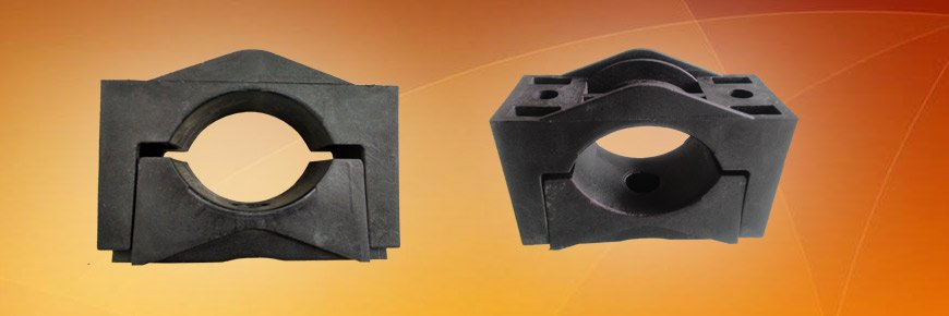Cable Cleats, Cable Cleats for Electrical Installations, Trefoil Cable Cleats, Standard Single Way Clamp, One Way Clamp