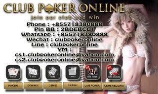 Koran Poker Indonesia: IDNPLAY QQ Domino Poker Online Indonesia Terpercaya