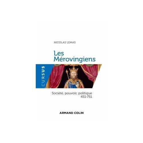 Les Mérovingiens de Nicolas Lemas
