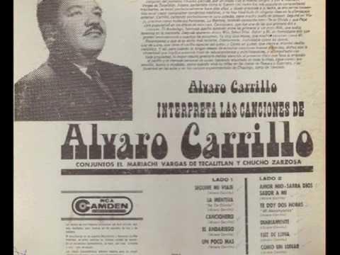 Álvaro Carrillo interprète sa propre chanson Luz de Luna - LNO