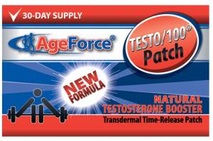 Testo100® Natural Testosterone Booster Patch – Honest Review from Several Results Here!