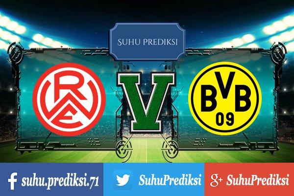 Prediksi Bola Rot-Weiss Essen Vs Borussia Dortmund 12 Juli 2017