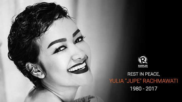 Julia Perez meninggal dunia - Berita Harian Indonesia