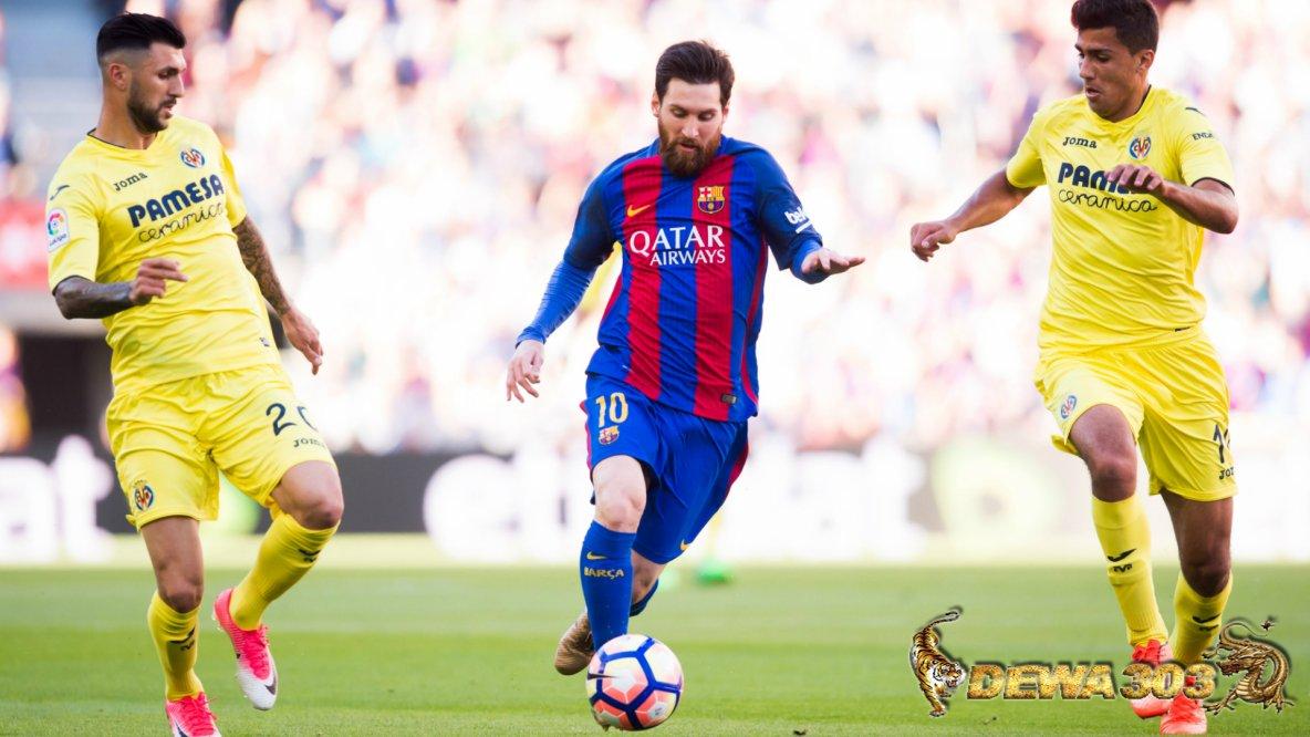 Barcelona Kembali Di Puncak Kelasemen Setelah Kalahkan Villarreal