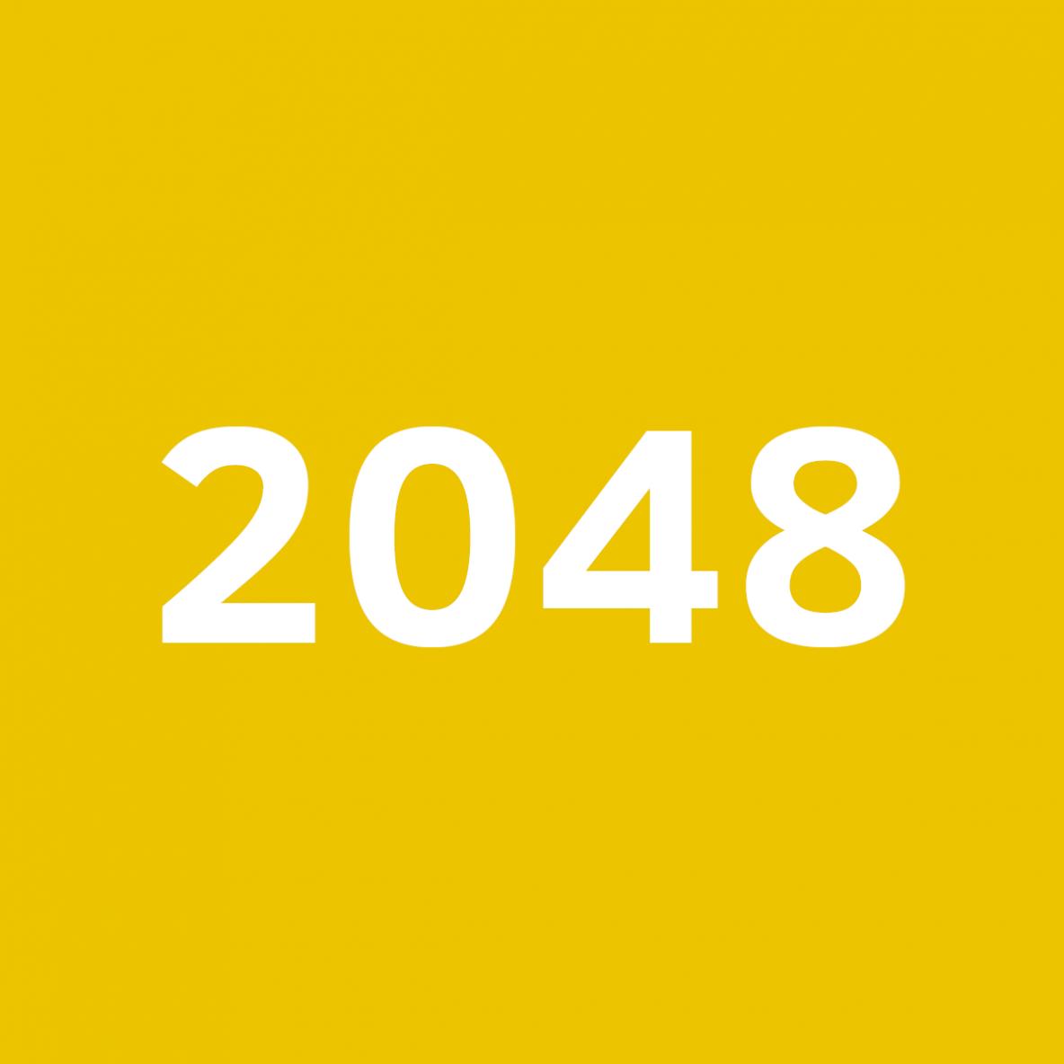 """""""2048"""" jeux de calcul"""