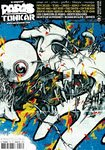 Paris Tonkar magazine: KING POSEIDON by Pablito Zago & Goddog