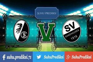 Prediksi Bola Freiburg Vs Sandhausen 15 Juli 2017