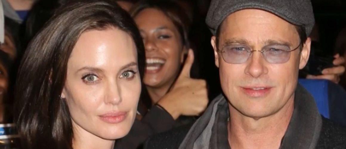 Brad Pitt accepte le divorce et demande la garde conjointe de ses six enfants