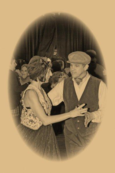 Atelier de danses de bal musette