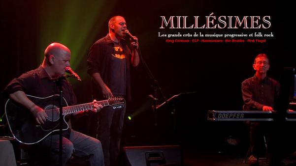 Millésimes Trio