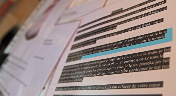 Harcèlement scolaire : une élève de 6e au collège George-Sand de Béthune témoigne