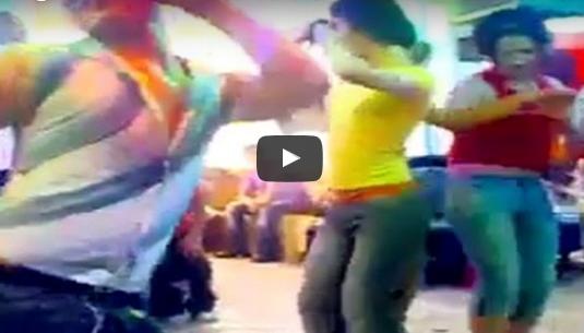فيديو لحفل مثليين جنسيا داخل مقهى بالمدينة القديمة تيزنيت