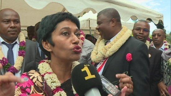 Immigration clandestine : la ministre des Outre-mer annonce des mesures à Mayotte - outre-mer 1ère