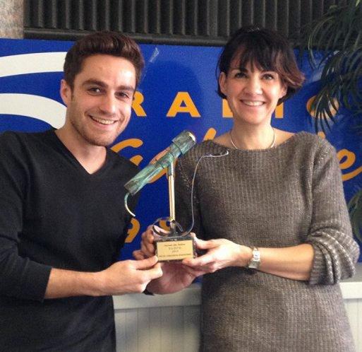 Radio Galaxie primée au Trophée des Radios