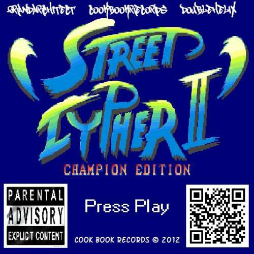 Street Cypher II International Mix Tape