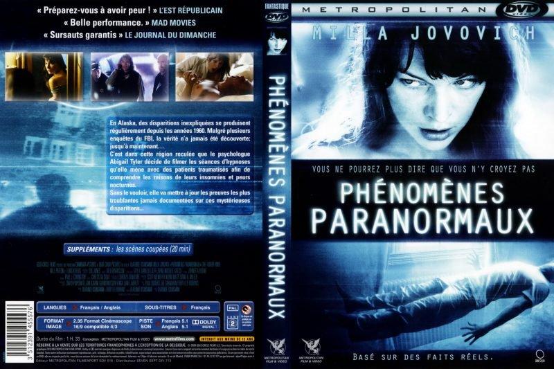 PHENOMENES PARANORMAUX – Le film basé sur des faits réels
