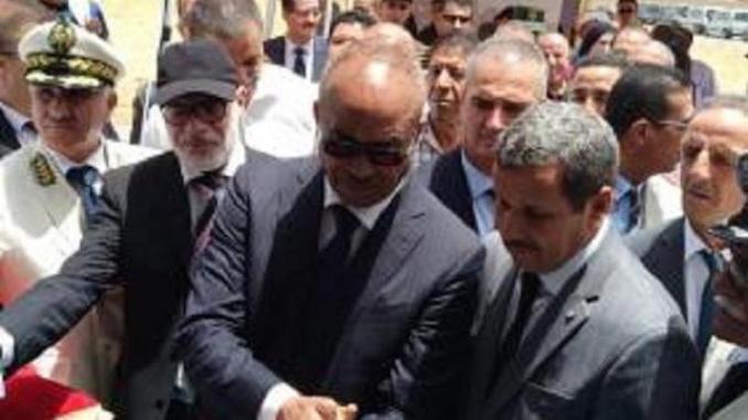 Algérie-Mauritanie: le poste frontalier de