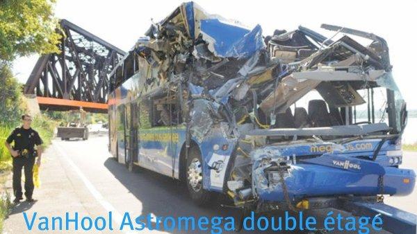 03-08-2012 - Megabus, qui exploite les bus à deux étages, a déclaré...