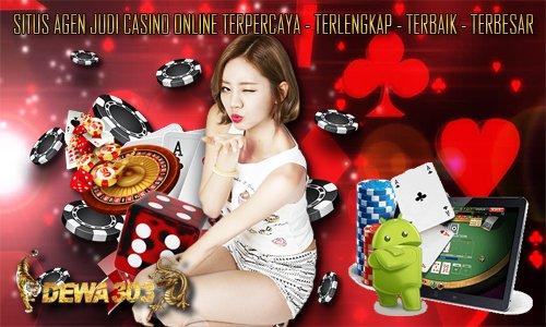 Judi Casino Online Rupiah Google Play Android App Store iOS