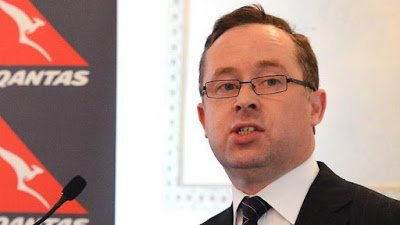 Qantas chief urges Australia to back same-sex marriage