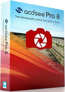 ACDsee Pro 8 Serial + Keygen Full Version Free Download