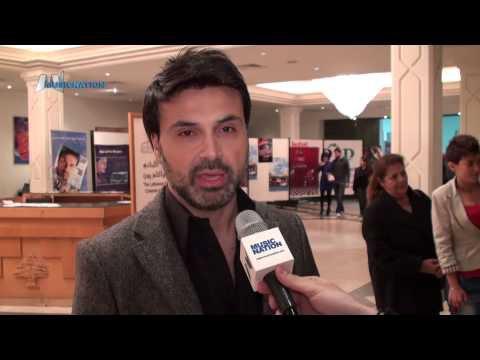 Interview de Ziad Maher à l'occasion du festival libanais du cinéma et de la télévision 2013