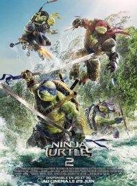 Streaming et téléchargement Ninja Turtles 2