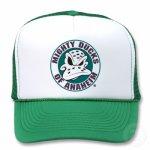 Mighty Ducks Alternate Casquette de Zazzle.fr