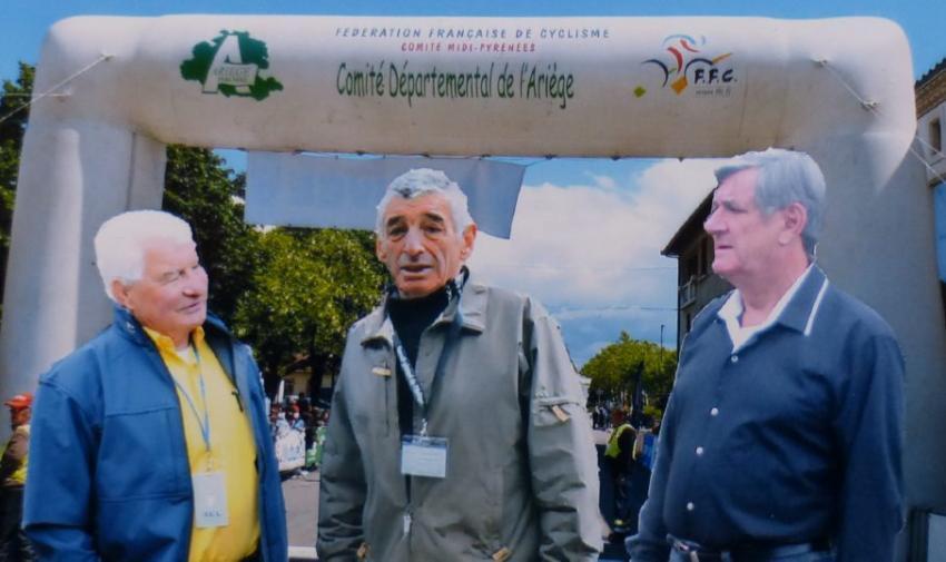 Muret. Cyclisme : Raymond Poulidor parrain de la Ronde de l'Isard