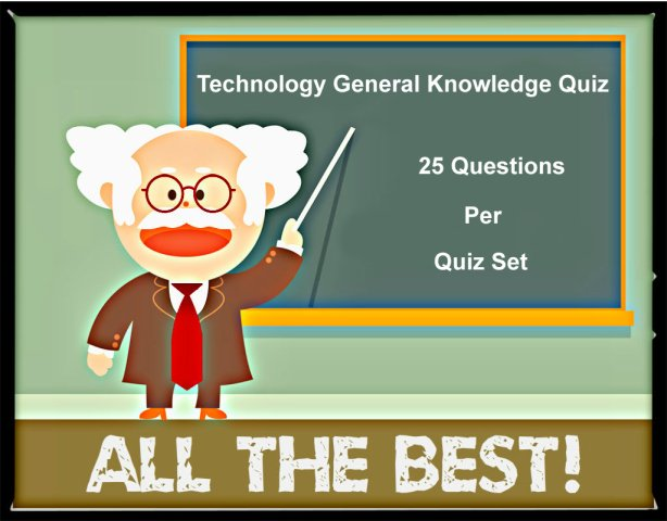 Science & Technology GK Quiz